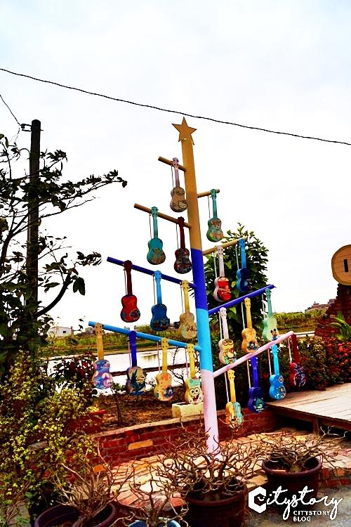 【雲林觀光工廠】冠弦吉他烏克麗麗樂器社-觀光工廠-買一把獨一無二的琴
