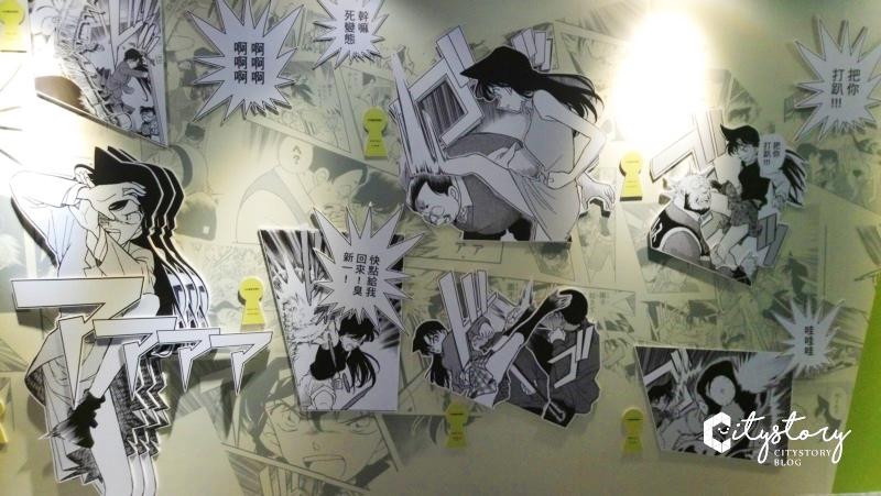 【南投柯南展】名偵探柯南展台灣最終場-好拍值得紀念動漫迷必逛