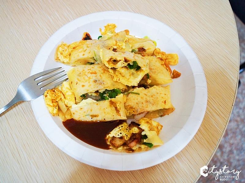 【台中美食】阿姨的蛋餅店~早餐吃章魚蛋餅!你沒聽錯,口味獨特中式早點