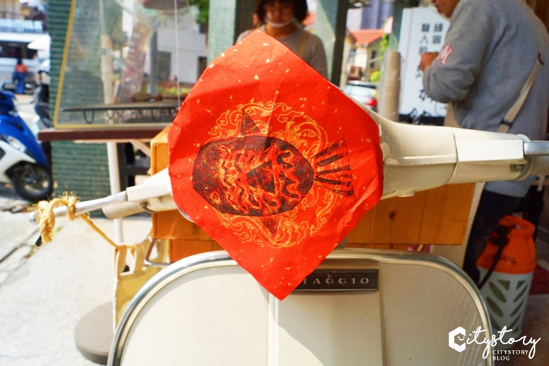【台中審計新村】魚刺人雞蛋糕~歐買尬外皮酥脆香濃好吃甜點來了
