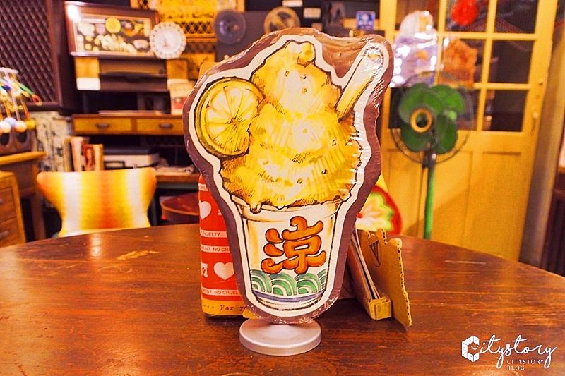 【屏東恆春美食】哩賀手創雜鋪~恆春南門新玩點,港口茶冰淇淋文創小物好逛好買