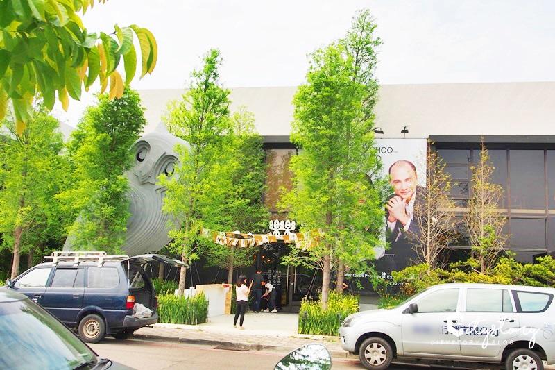【台中書屋推薦】樂樂書屋 LELE BOOKS HOUSE~巨大貓頭鷹書店,不限時閱讀空間