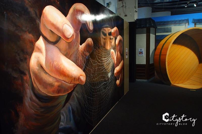 【台中世貿展覽】AR超有視!日本幻視藝術世界巡迴展~擴增實境魔幻場景好玩好拍