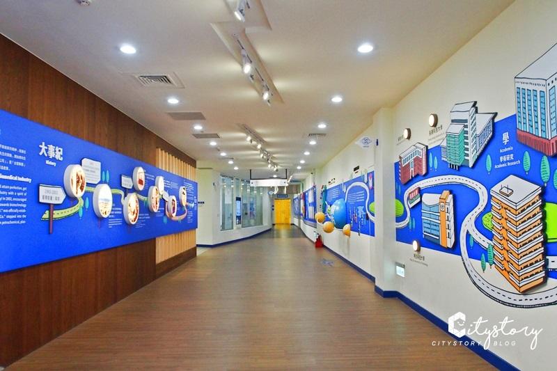 【彰化景點】台塑生醫健康悠活館~第一座免費開放台塑生醫觀光工廠參觀智慧健康生活