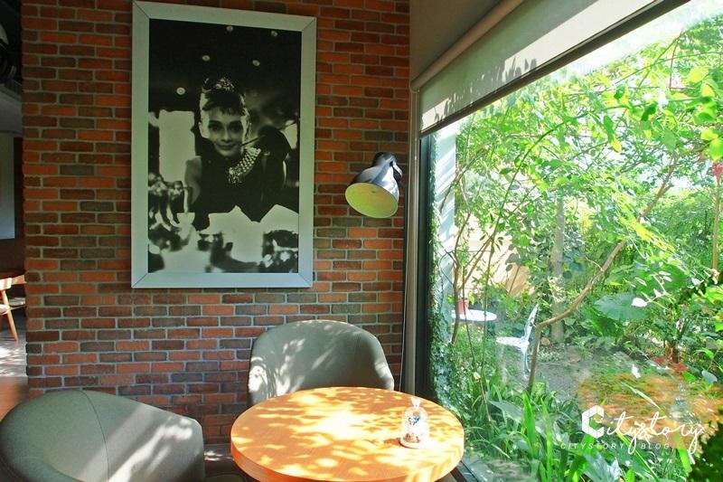 【彰化社頭咖啡廳】四季花園~質感甜點下午茶,優雅渡假風夢幻花園咖啡廳