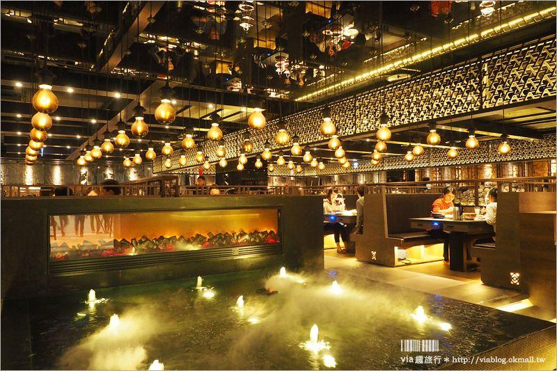 【台中夜景餐廳推薦】綠朵休閒農場~約會好去處!在白色大鋼琴中用餐‧台中最迷人的夜景就在這!